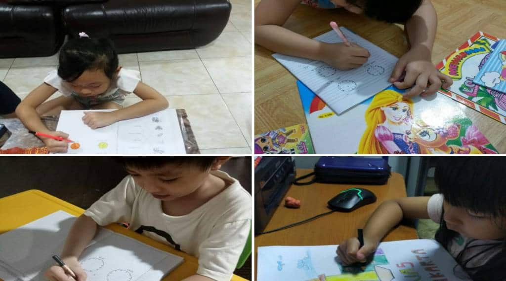 Home Learning TK Damai