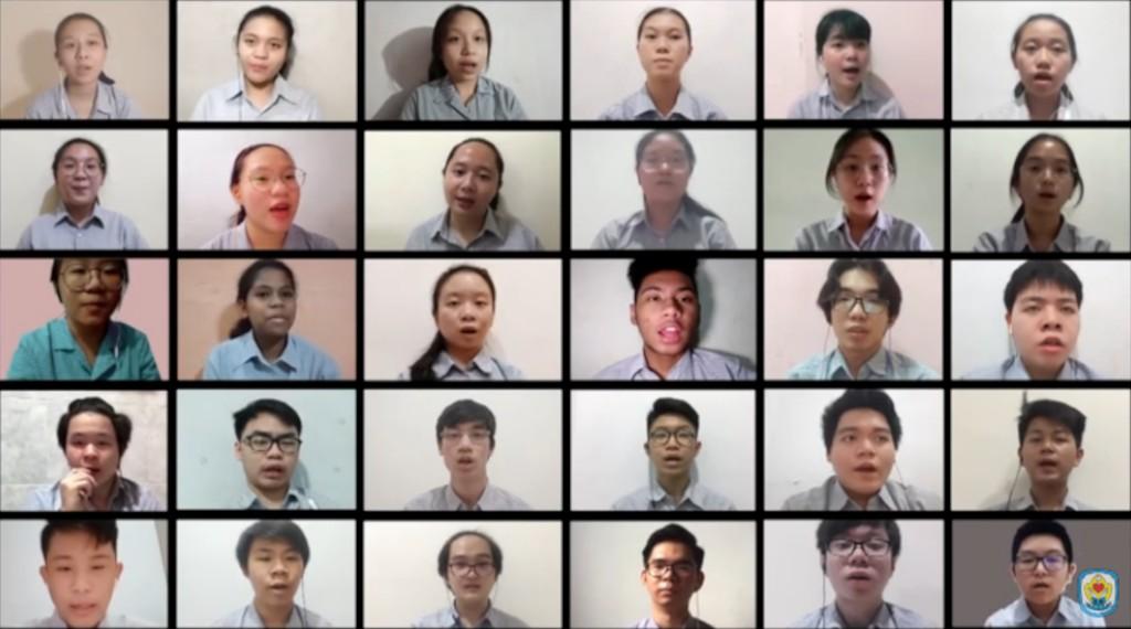 Virtual Choir SMA Damai